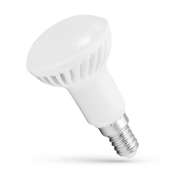 Modne ubrania Żarówka LED reflektorowa 6W R50 E14 230V ciepłobiała SPECTRUM CX27